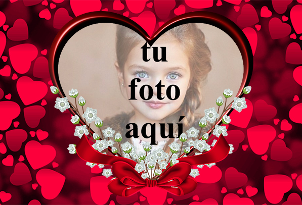 Una corona de rosas para el día de San Valentín - Una corona de rosas para el día de San Valentín