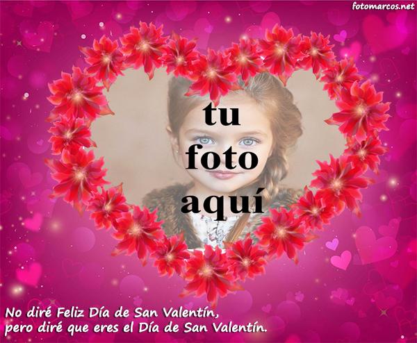 eres el dia de san valentin Foto Marcos - eres el dia de san valentin Foto Marcos