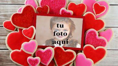 Photo of muchos corazones por tu amor Foto Marcos