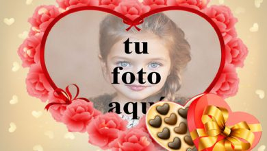 Barra de chocolate de regalo de amor foto marcos 390x220 - Barra de chocolate de regalo de amor foto marcos