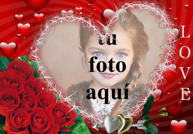 Corazones llenos de amor y esperanza. foto marcos - Corazones llenos de amor y esperanza. foto marcos