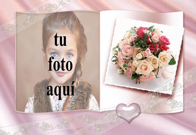 La portada de alegría y flores. foto marcos - La portada de alegría y flores. foto marcos