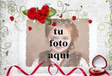 Libro de amor de portada blanca foto marcos 220x150 - Libro de amor de portada blanca foto marcos