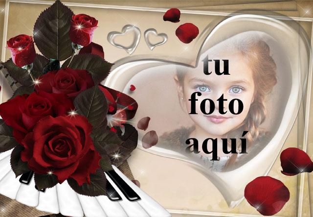 Tu amor es como la musica foto marcos - Tu amor es como la musica foto marcos
