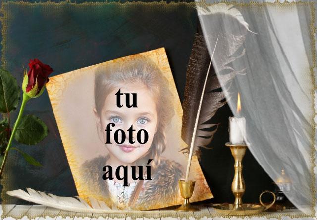 Velas de amor en las noches de amor foto marcos - Velas de amor en las noches de amor foto marcos