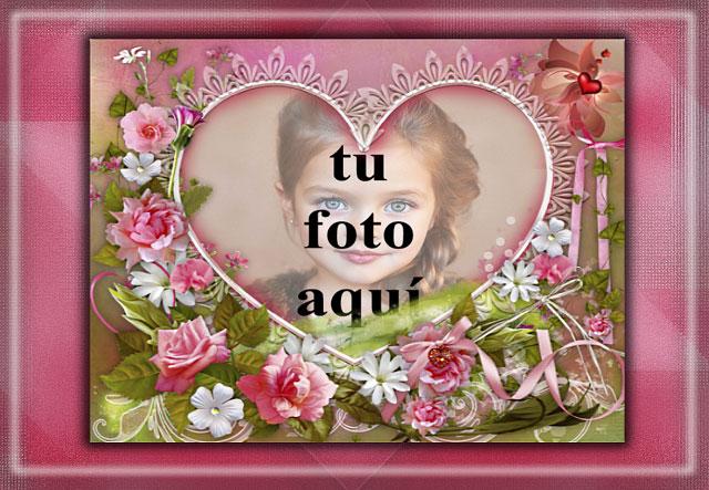 mi corazón ama el jardín foto marcos - mi corazón ama el jardín foto marcos
