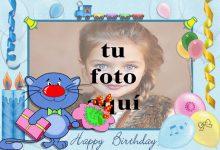 Feliz Cumpleaños Con Lindo Gato Marcos para fotos 220x150 - Feliz Cumpleaños Con Lindo Gato Marcos para fotos