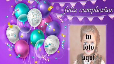 Marco de fotos de feliz cumpleaños con fiesta decorada 2 390x220 - Marco de fotos de feliz cumpleaños con fiesta decorada 2