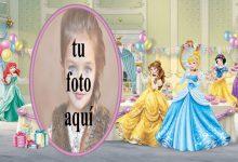 Niños De Cumpleaños Con Princesa De Disney Marcos para fotos 220x150 - Niños De Cumpleaños Con Princesa De Disney Marcos para fotos