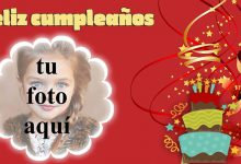 feliz cumpleaños marco de fotos feliz fiesta 220x150 - feliz cumpleaños marco de fotos feliz fiesta