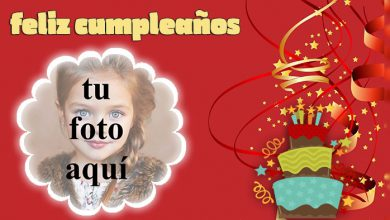 Photo of feliz cumpleaños marco de fotos feliz fiesta