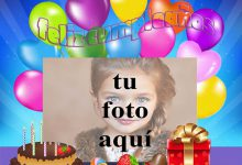 marco de fotos de feliz cumpleaños entre pastel 220x150 - marco de fotos de feliz cumpleaños entre pastel