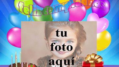 marco de fotos de feliz cumpleaños entre pastel 390x220 - marco de fotos de feliz cumpleaños entre pastel