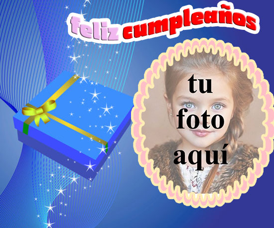 paquete de regalo de marco de fotos de feliz cumpleaños - paquete de regalo de marco de fotos de feliz cumpleaños