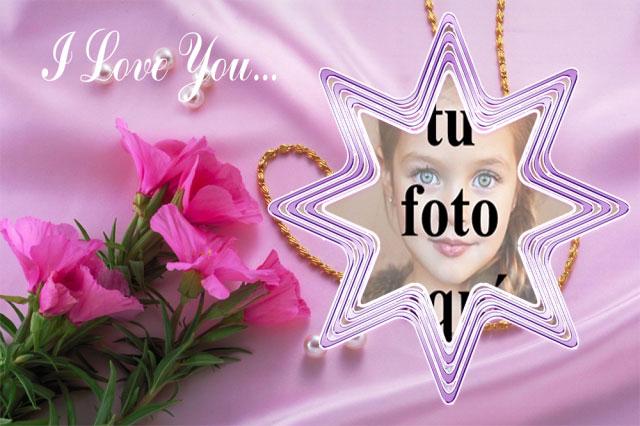 la estrella romantica tu mejor marco de fotos - la estrella romantica tu mejor marco de fotos