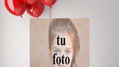 Celebremos el amor con un marco de fotos en forma de globo rojo 390x220 - Celebremos el amor con un marco de fotos en forma de globo rojo