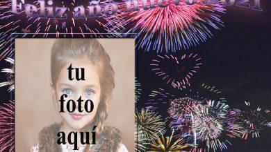 feliz ano nuevo 2021 marco de fotos de fuegos artificiales 390x220 - feliz año nuevo 2021 marco de fotos de fuegos artificiales