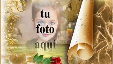 Photo of marco de fotos romántico de la tierra de los sueños