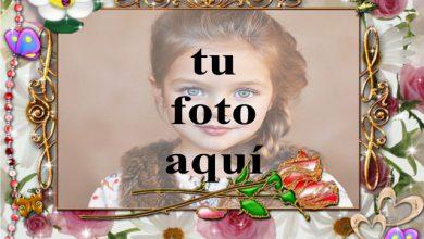 mi marco de fotos romantico decorado 390x220 - mi marco de fotos romántico decorado