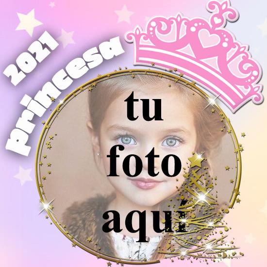 2021 princesa foto marco - 2021 princesa foto marco
