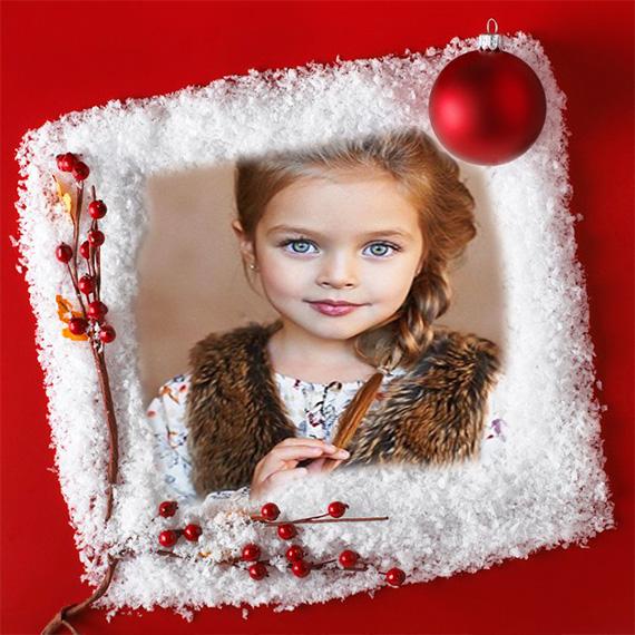 marco de feliz navidad para fotos - marco de feliz navidad para fotos