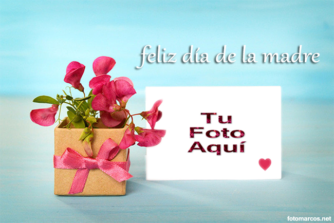 Feliz Dia De La Madre Foto Marco - Feliz Día De La Madre Foto Marco