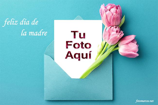 Feliz Dia De La Madre Mama Foto Marco - Feliz Día De La Madre Mama Foto Marco