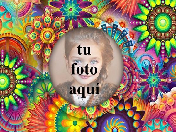 Magia De Flores Movil Foto Marcos - Magia De Flores Móvil Foto Marcos